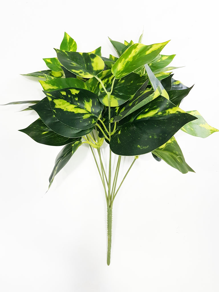 Artificial basil foliage - G0645D003 (Length: 40cm)
