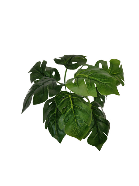 Artificial Monstera Leaves (25cm)