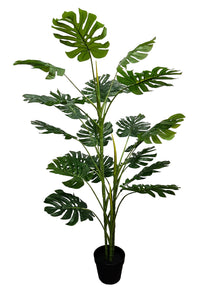 Artificial Monstera Plant (Height: 120cm) - AL16142