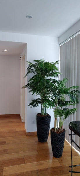 Large Artificial Areca Palm tree (180cm) - AL15068