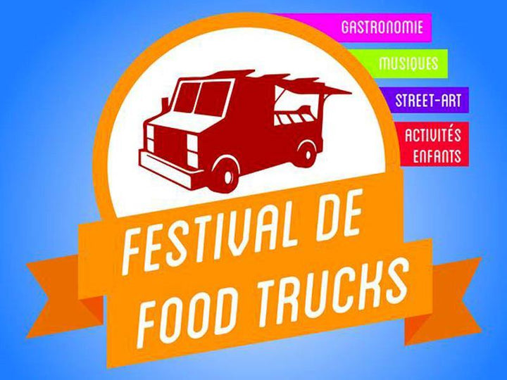 Festival de Food trucks - Châteauneuf les Martigues - The Green Burger Factory