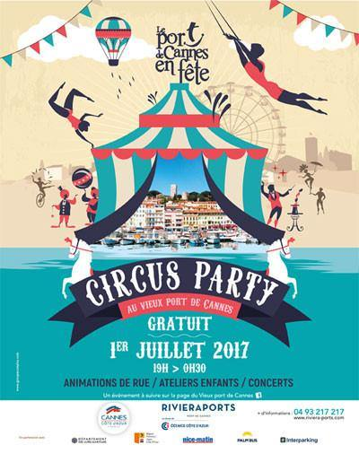Port de Cannes en fête 2017 - The Green Burger Factory
