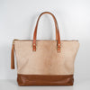 Ashlyn Zippered Tote Bag