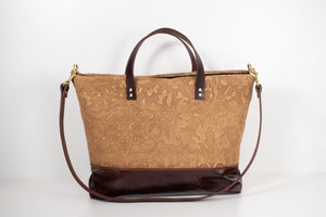 Leather ARI Tote Bag
