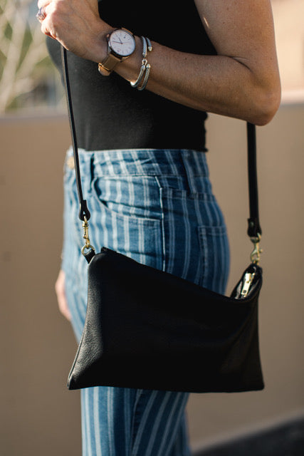 """Wylie"" Cross Body Bag"