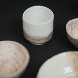 Earth Bowl Set: Made with Soil From Around the World