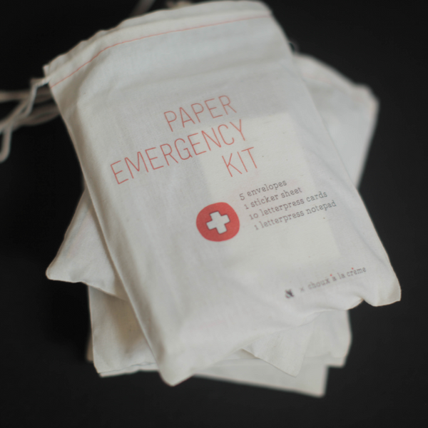 Paper Emergency Kit