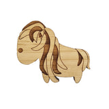 Little Enchanted Woods Animals Collection - A007 - Horse