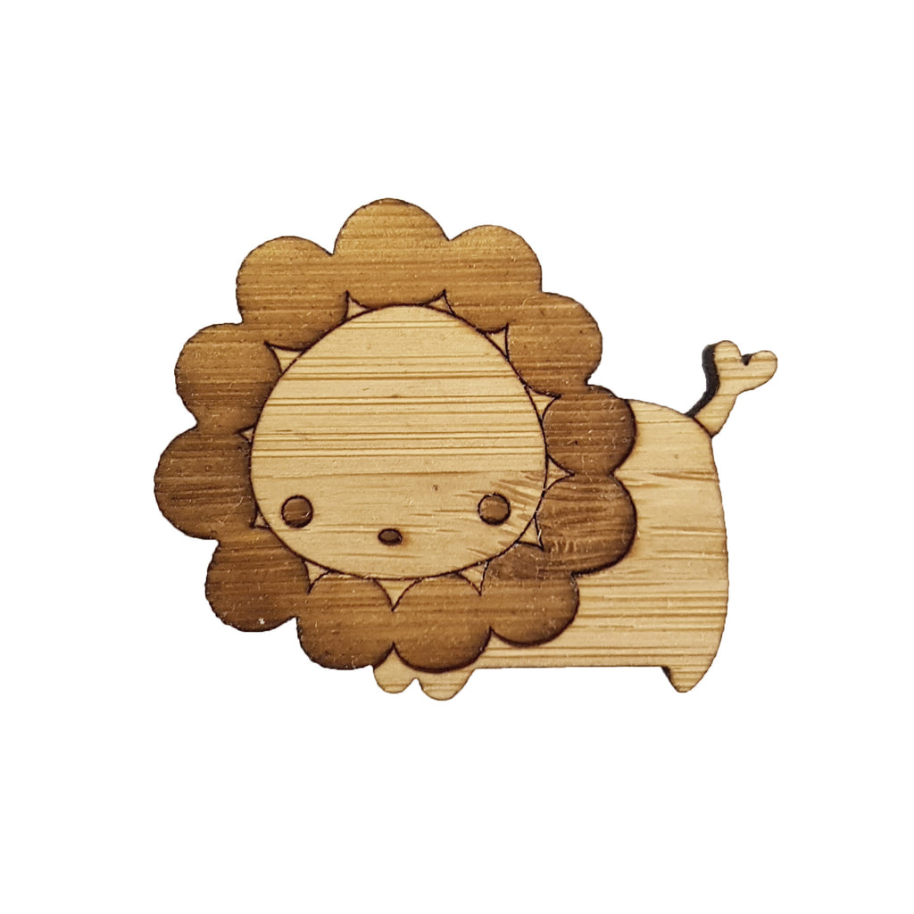 Little Enchanted Woods Animals Collection - A014 - Lion