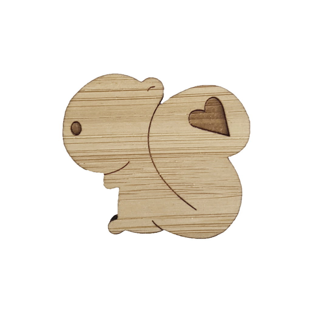 Little Enchanted Woods Animals Collection - A019 - Squirrel