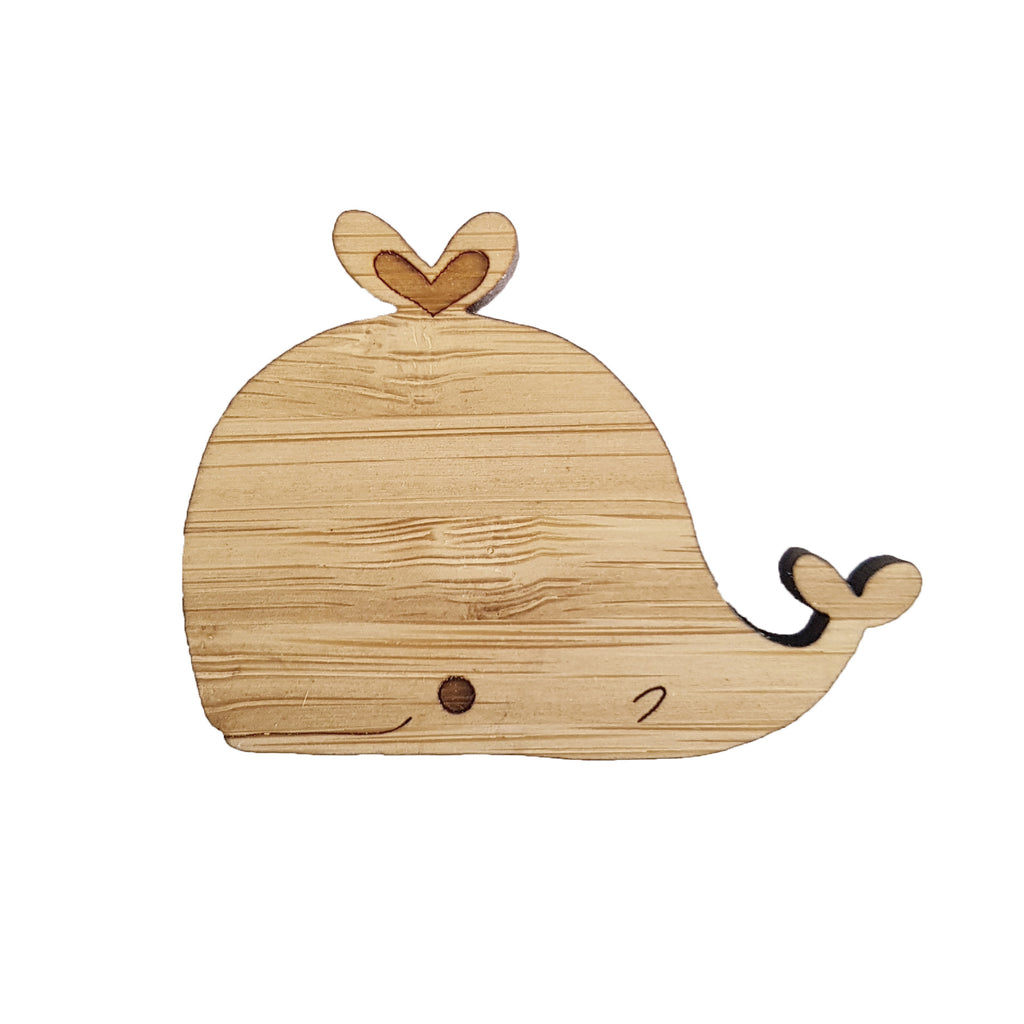 Little Enchanted Woods Animals Collection - A026 - Whale