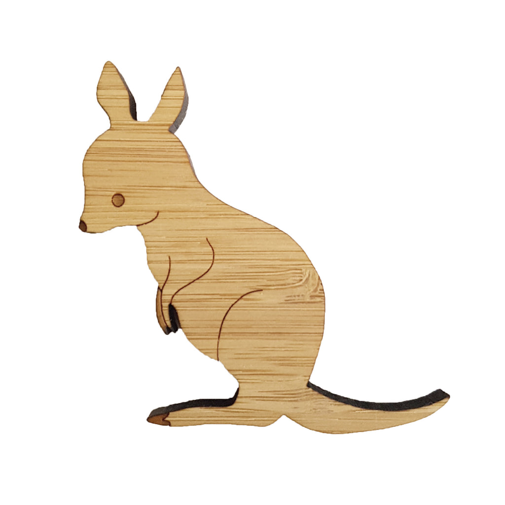 Little Enchanted Woods Animals Collection - A031 - Kangaroo