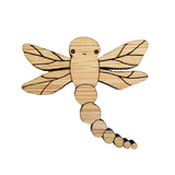 Little Enchanted Woods Animals Collection - A042 - Dragonfly