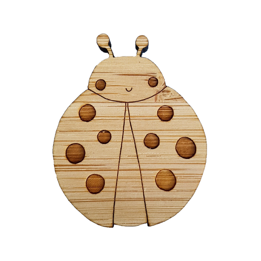 Little Enchanted Woods Animals Collection - A045 - Ladybird