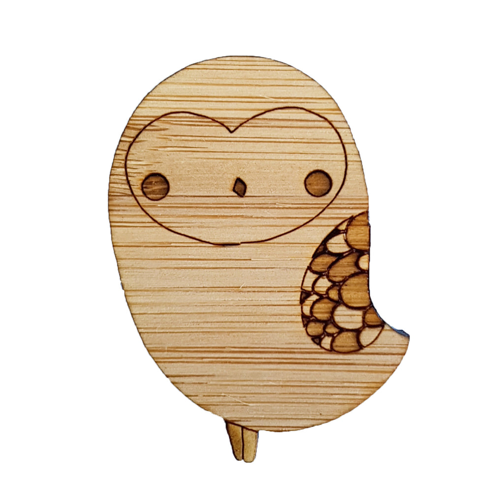 Little Enchanted Woods Animals Collection - A046 - Barn Owl