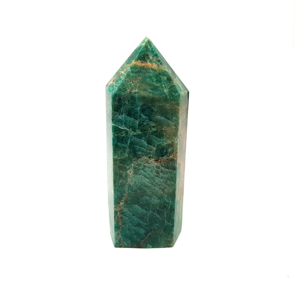 Nature Treasure - Amazonite Tower - The Truth Stone