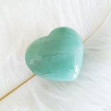 Nature Treasure - Green Aventurine Heart Stone