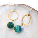 Adore Gemstone Earrings Collection - Phoenix Stone Earrings