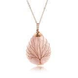 Adore Gems Collection - Gemstone Tree of Life Necklaces