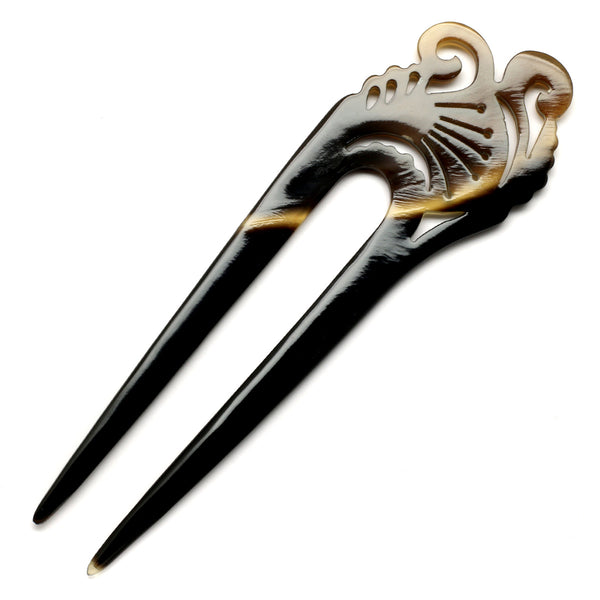 Charismatic Wanderlust Collection - Horn Hairpin Summer Love - Soul Made Boutique