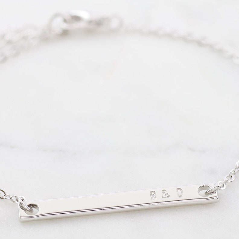 Amor Personalised Collection - Bracelet Bar - Soul Made Boutique