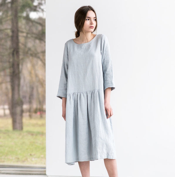 Phoebe Long Sleeves Dress