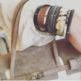 Charismatic Wanderlust Collection - Horn Bangle Freedom - Soul Made Boutique