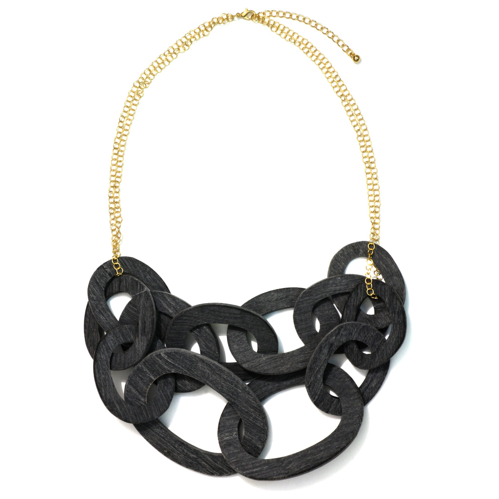 Charismatic Wanderlust Collection - Horn Necklace Thrive - Soul Made Boutique