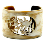 Charismatic Wanderlust Collection - Horn Bangle Prejudice - Soul Made Boutique