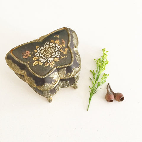 Butterfly Shaped Musical Box