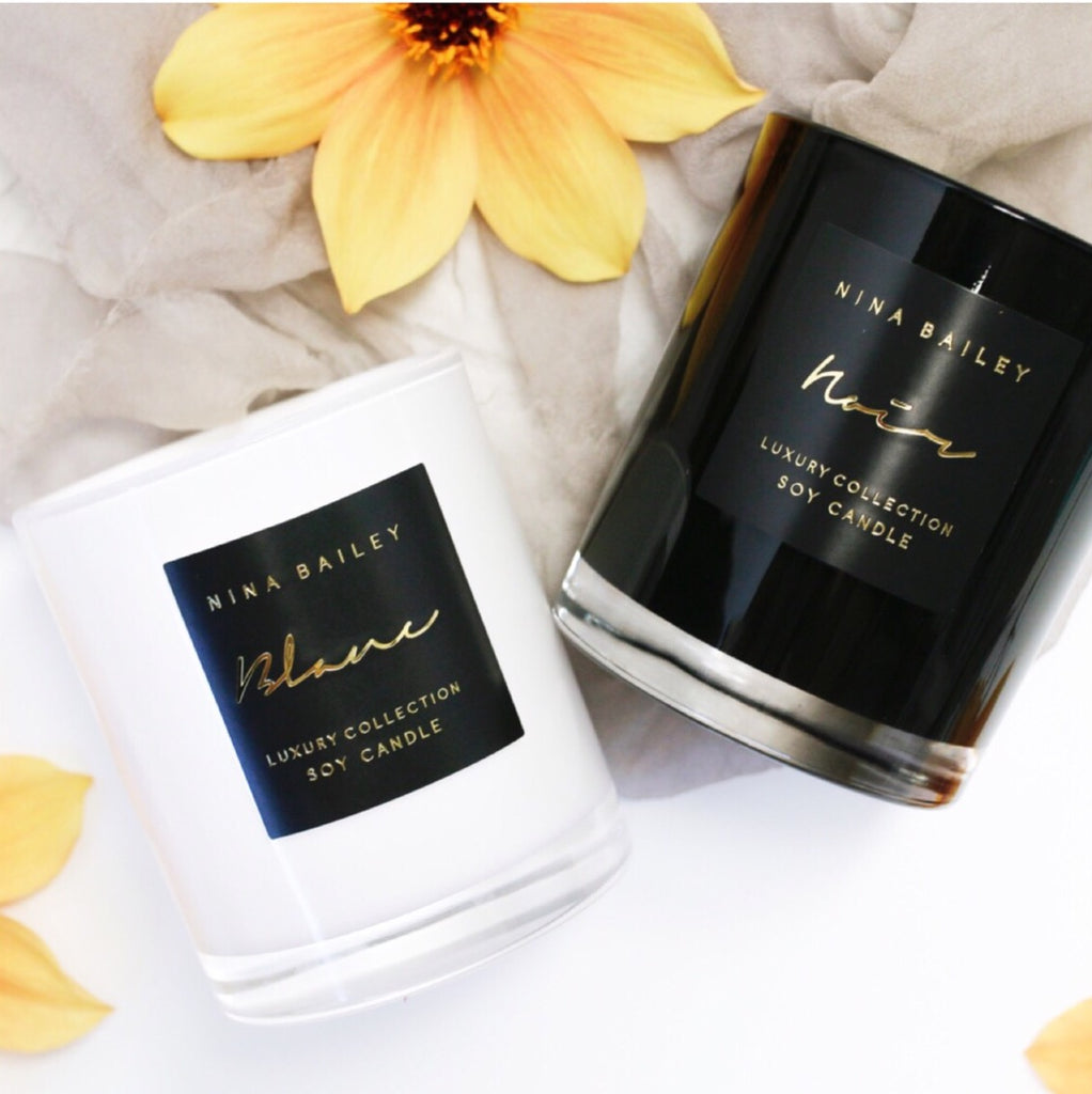 Candle Blanc Oxford - Soul Made Boutique
