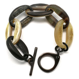 Charismatic Wanderlust Collection - Horn Bangle Ethos - Soul Made Boutique