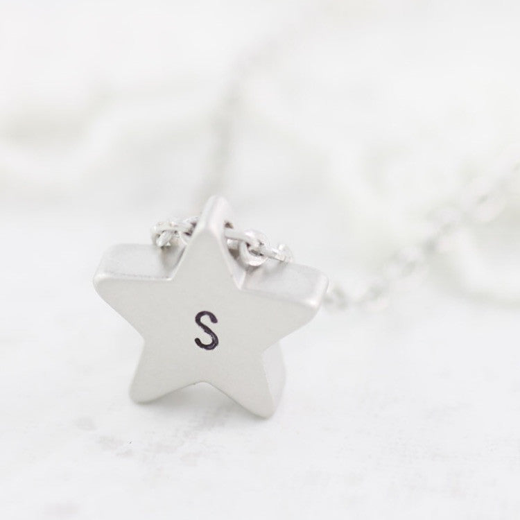 Amor Personalised Collection - Necklace Star - Soul Made Boutique