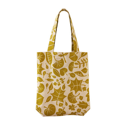 Tote Bag Leaves