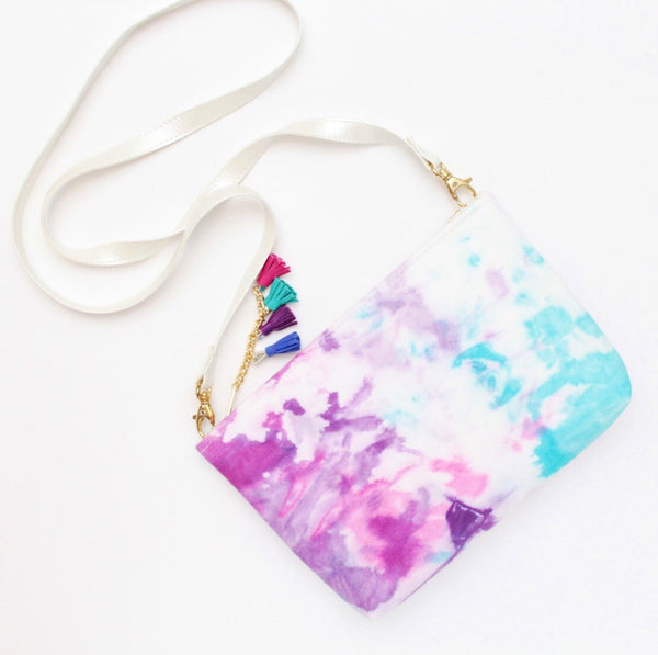 Watercolor Unique Sling Bag