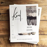Koel Magazine Issue One