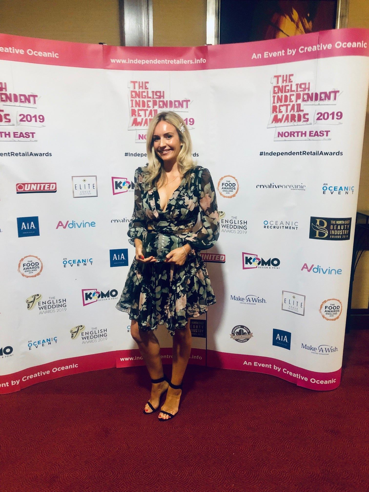 Havetolove WINS Fashion Boutique of the Year 2019 at the English Independent Awards