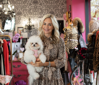 Kate Walton On Business, Fashion, Pilates and puppies...