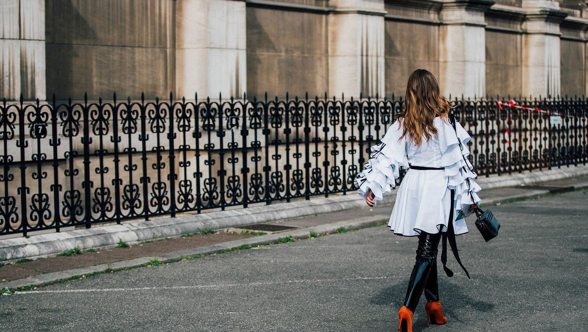 The Best of Street Style Paris Fashion Week
