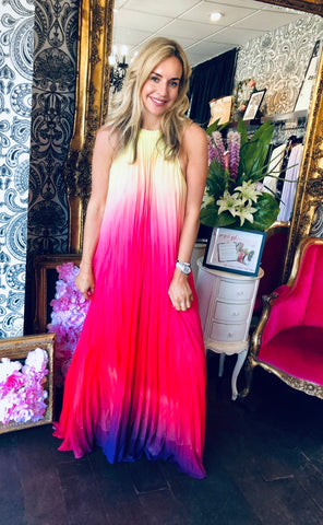 Boho style maxi dress Havetolove Fashion boutique online