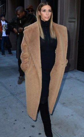 Max mara teddy coat: Havetolove boutique teddy coat camel