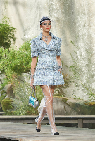 chanel ss18 fashion show