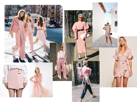 AW17 trend report: pink