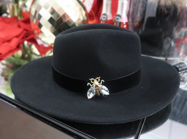 Wool Fedora Hat-Havetolove.com