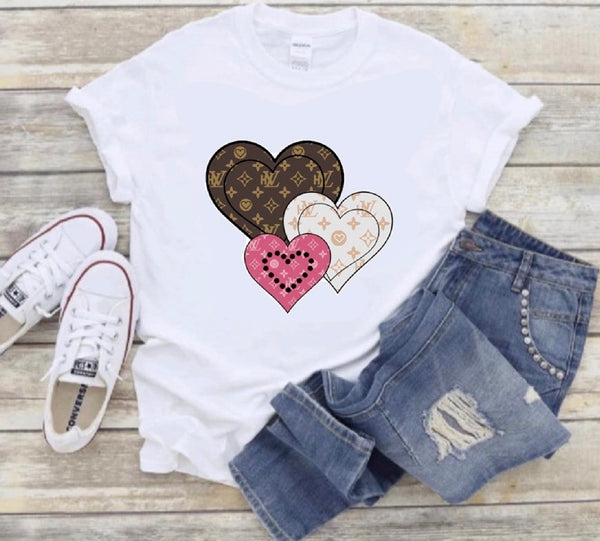 Heart of Gold Tee-Havetolove.com