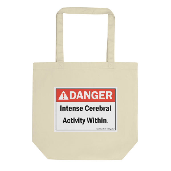 Intense Cerebral Activity Eco Tote Bag !!Free Shipping!!
