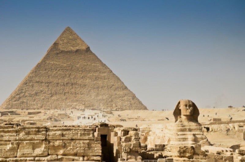 NEW EVIDENCE THAT THE SPHINX PREDATES THE ANCIENT EGYPTIAN CIVILIZATION