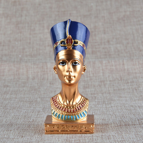 1 PCS egypt figurine resin craft home decoration holiday decoration &gift