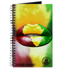 Image of AFRICAN KISS CUSTOM NOTEBOOK