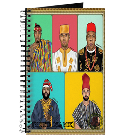 Hip Hop Artist Notebook #2